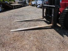 Used SET OF FORKS, 7