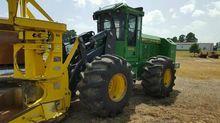 2014 Deere 843-K 3250 HR. Warat
