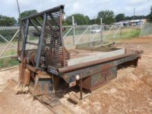 LELAND 10' OILFIELD TRUCK BED,