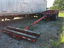 1980 EXTENDABLE TRI AXLE POLE T