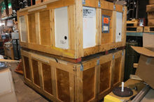 (2x)Crates of Water/Oil Bladder