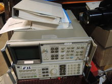 HP/AGILENT 8566B , with OPT. 85