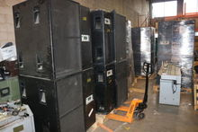 EAW SPEAKERS, AMPS , CABLES , H