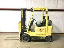 2002 HYSTER S40XM