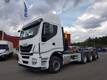 2017 Iveco Stralis AS260S56 8×4