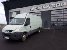 2011 Iveco Daily 50C18 VEZ-261