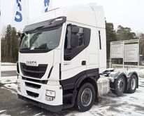 2017 Iveco Stralis AS440S48 EUR