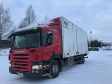 2007 Scania P 270 KNG-806