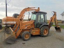 Used 2000 CASE 580SL