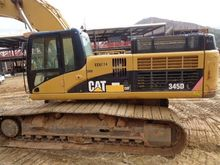 2009 CATERPILLAR 345DL