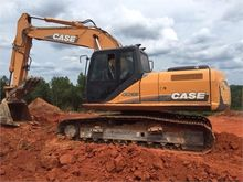 Used 2013 CASE CX210