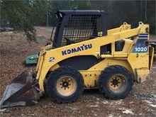 2005 KOMATSU SK1020-5