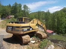 1998 CATERPILLAR 320BL