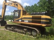 1999 CATERPILLAR 345BL