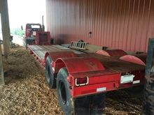 1970 HYSTER Lowboy Trailers