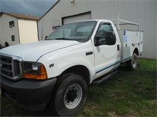 Used 2001 FORD F250