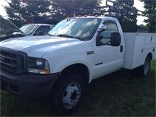 2002 FORD F550 SD