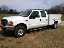 2001 FORD F350 SD