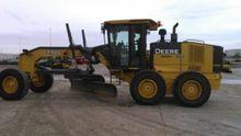 2010 John Deere 770G