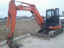2012 Hitachi Zaxis 60 USB-3