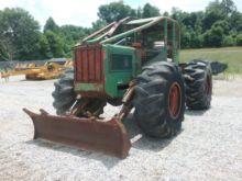 Used Timberjack 230
