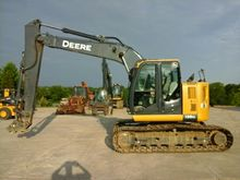 2012 John Deere 135G