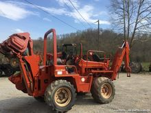 1997 Ditch Witch 8020T