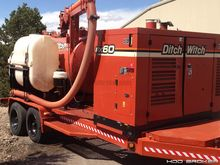 2010 Ditch Witch FX60 - 800 gal