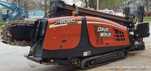 2007 Ditch Witch JT2020 Mach 1