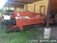2001 Ditch Witch JT4020