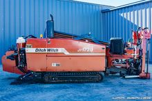 2002 Ditch Witch JT1720 Mach 1