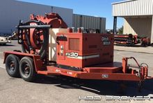 2008 Ditch Witch FX30 - 500 gal
