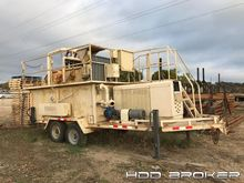 2000 Tulsa Rig Iron MCS-325