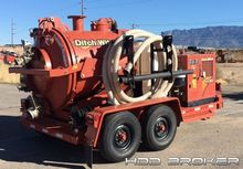2015 Ditch Witch FX30 - 500 gal