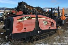 2008 Ditch Witch JT3020 Mach 1