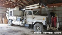 Used Vactor 2100 in