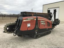 2011 Ditch Witch JT2020 Mach 1