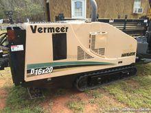 2009 Vermeer D16x20 Series II