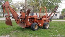 1990 Ditch Witch 5010