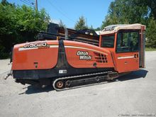 2011 Ditch Witch JT3020 Mach 1