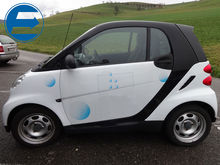 2009 SMART FORTWO Coupé mhd 152