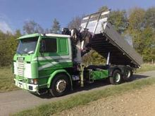 1985 Scania 142   6x2 5352