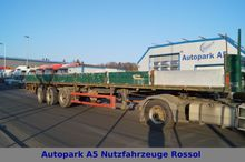 2000 Eisel 13.9 Steering axles
