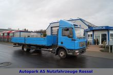 2006 MAN TGL 8.180 flatbed 6,3m
