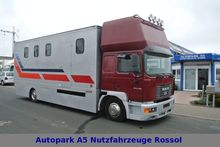 2006 MAN 14.280 Horse transport