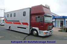 2006 MAN 14.280 Horse transport