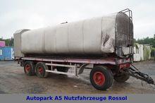 1980 bitumen trailer bearing Bi