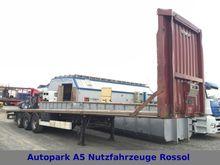 2000 Krone Flat Semi-trailer Li