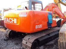 2001 hitachi EX120-3