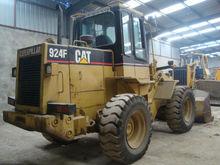 CAT 924F loader